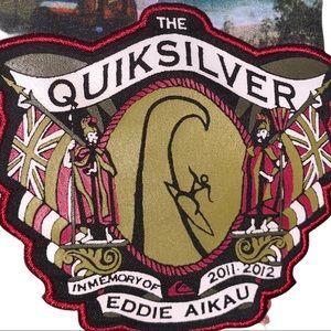 Rare Ltd Quiksilver Eddie Aikau Surf Board Shorts